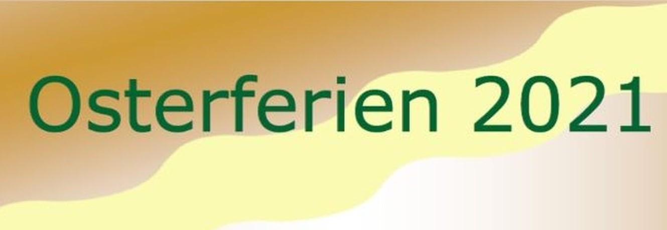 Titelbild Osterferienspiele 2021